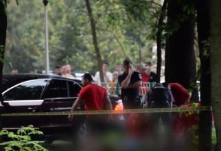 """El este tânărul găsit împușcat într-o mașină din Roman: """"Un om deosebit"""""""