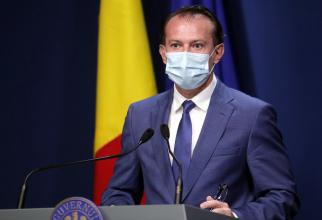 """Florin Cîţu: """"Suntem pregătiţi nu numai de valul patru, suntem pregătiţi să depăşim pandemia"""""""