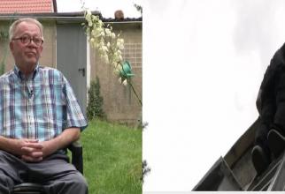 Germania. Trei români l-au lăsat lefter pe un bătrân, căruia i-au reparat, cu forța, acoperișul casei
