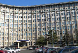 Incendiu la Spitalul Județean Constanța, într-o sală de operație. Patru medici s-au autoevacuat