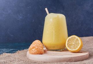 Limonadă cremoasă, reţeta fenomenală care face senzaţie pe TikTok. Iată cum poţi să o prepari şi tu - VIDEO
