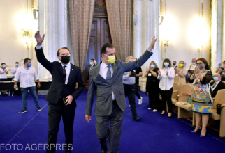 Ludovic Orban si Florin Citu