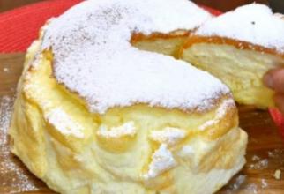 Prăjitura delicioasă, cu doar 100 de calorii. Fără făină și fără unt. Are un singur defect se termină prea repede