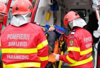 Șase persoane rănite, într-un accident rutier. Trei maşini implicate în coliziune, în Brașov