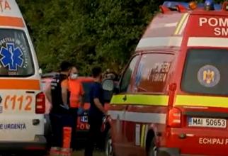 Tragedie în Gorj. Trei persoane, între care și un copil, au murit înecate