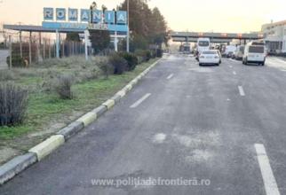Un șofer român de camion a decedat în vama Albița. Bărbatul s-a prăbușit chiar lângă tir