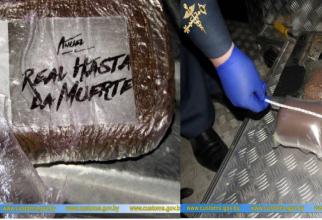 Zeci de kilograme de cannabis, depistate în rezervorul unui autovehicul. Șoferul moldovean riscă 15 ani de închisoare