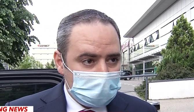 Alexandru Nazare, revocat OFICIAL din funcţia de ministru de Finanţe. Decizia, publicată în Monitorul Oficial
