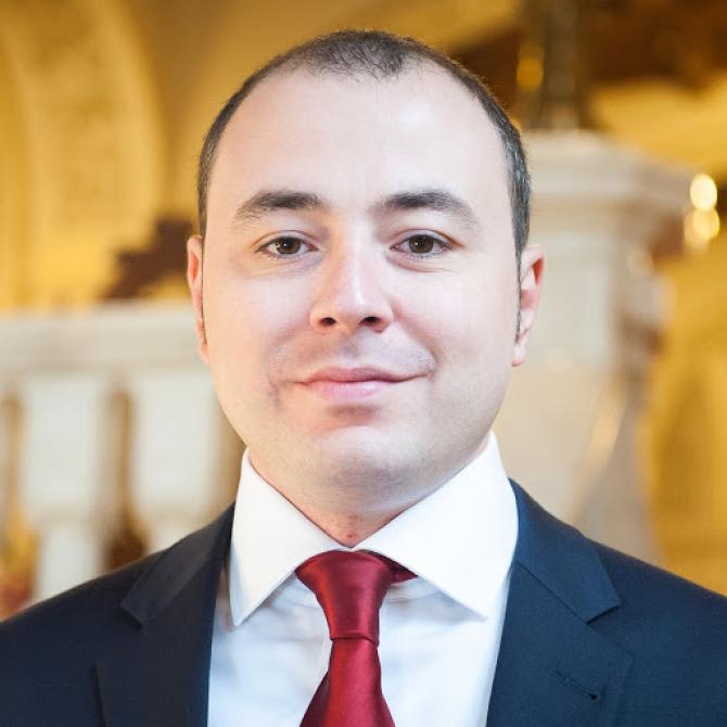 Andrei Murar, acreditat ambasador în SUA