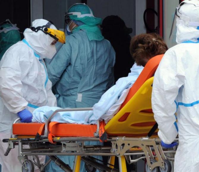 Bilanţ Italia: 16 morţi şi 6.513 noi cazuri, raportate sămbătă