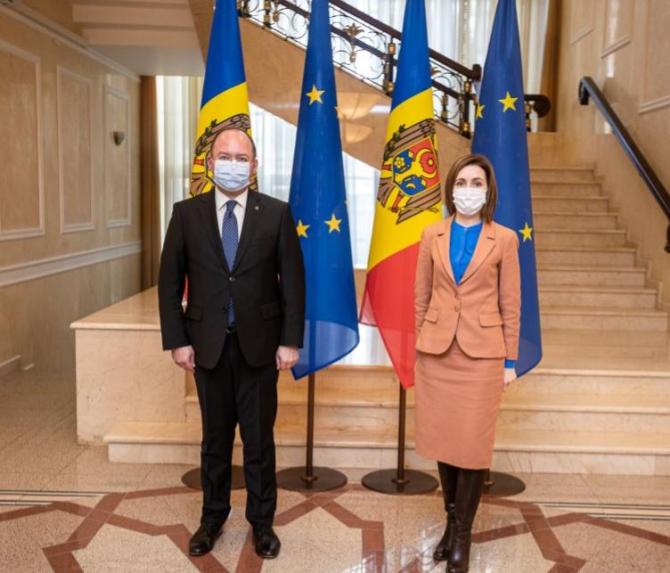 Bogdan Aurescu, vizită oficială la Chișinău. Ce misiune are ministrul de externe