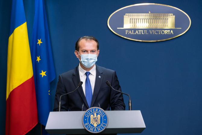Florin Cîţu anunţă că ministerele care nu reduc cheltuielile vor rămâne fără bani la rectificare