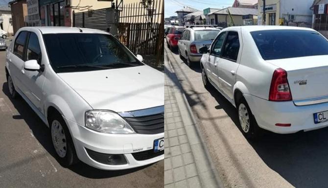 """Grecia. Val de ironii la adresa unui român după ce Loganul său a dispărut din locul de parcare """"Cine sa fure așa ceva"""""""