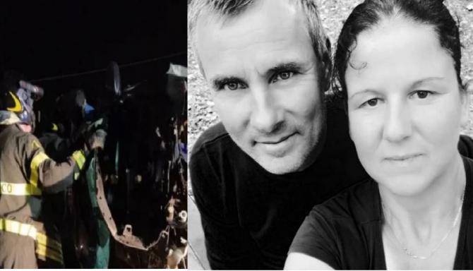 Italia. Cine sunt cei doi români, soț și soție, morți într-un accident rutier. Scuterul pe care se aflau, spulberat de un BMW