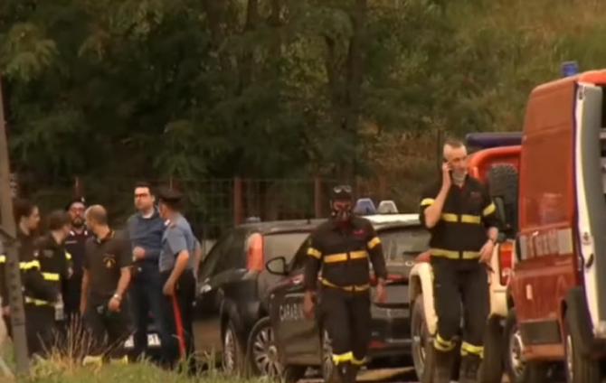 Italia. O româncă era cu cele două tinere ucise într-un lan de porumb - VIDEO