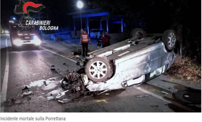 Italia. Român, mort într-un accident cumplit. FOTO: captură ilrestodelcarlino.it