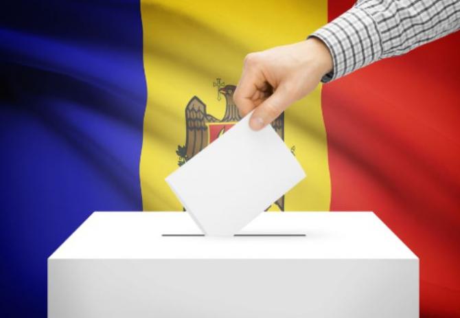 Moldovenii votează, duminică, pentru Parlamentul Republicii Moldova. Iată lista secțiilor de votare, deschise în România