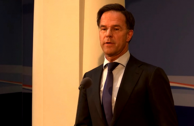 """Olanda. Premierul îşi cere scuze după o explozie a cazurilor de COVID-19: """"Am comis o eroare când am relaxat restricțiile"""""""