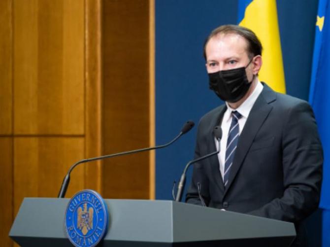 Premierul Cîțu, mesaj de Ziua Justiției- Fără justiție independentă nu există democrație liberală