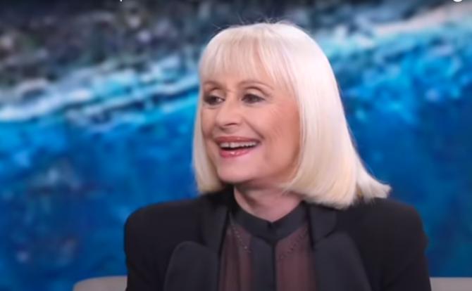 Raffaella Carrà (captura video Rai Uno)