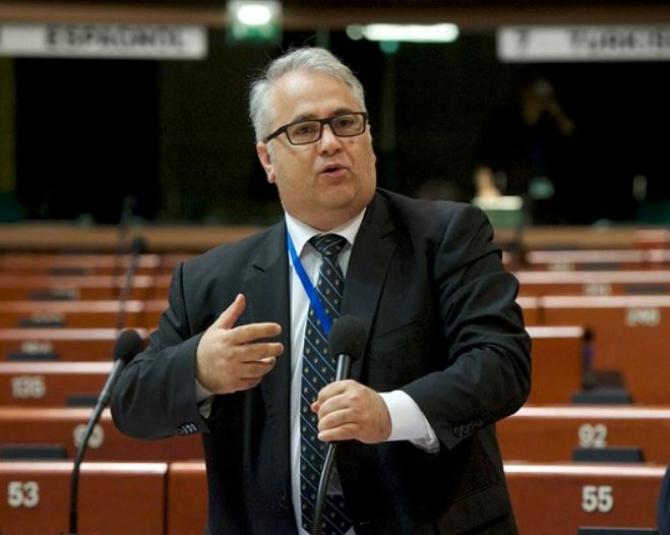 Senatorul Viorel Badea a fost ales preşedinte al PNL Diaspora