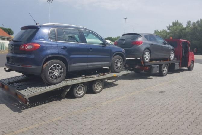 Ungaria. Șofer român, amendat administrativ. Nu a respectat o regulă importantă de trafic