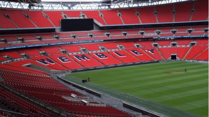 Finala EURO 2020, Wembley Stadium Londa