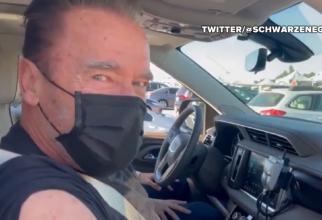 """Arnold Schwarzenegger critică persoanele care refuză să poarte măști de protecție: """"La naiba cu libertatea"""""""