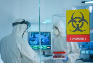 Avertismentul experților. Ar putea apărea o nouă tulpină de coronavirus care să ucidă 1 din 3 persoane infectate