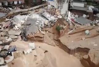 Cum gândesc germanii și cum au puterea să o ia de la capăt după inundațiile devastatoare care le-au distrus tot ce aveau