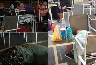 """Zeci de români, blocați în vama Kulata. Au așteptat un autocar 8 ore """"Am fost lăsați la graniță"""""""