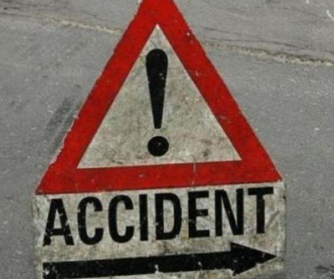 Accident cu șase mașini pe Autostrada București-Pitești. 13 persoane, implicate în coliziune