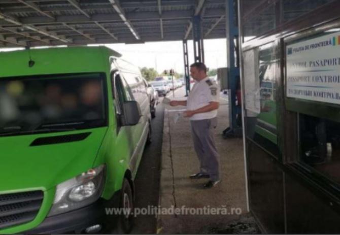 Aglomerație în vămi. Peste 186.500 persoane, români și străini, au traversat frontierele României