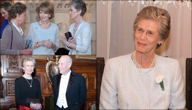 Arhiducesa Maria Magdalena a Austriei a murit. Era fiica principesei Ileana. Colaj FOTO Facebook @Familia Regala a Romaniei