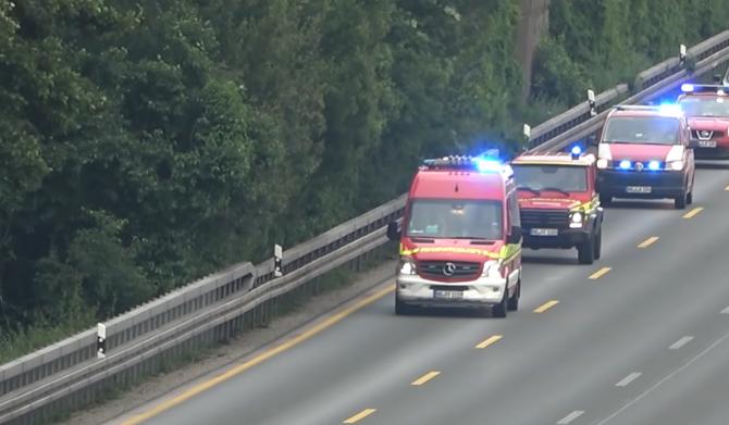 Austria. Șoferi ROMÂNI de TIR, implicați într-un CARAMBOL pe A1. CINCI VICTIME