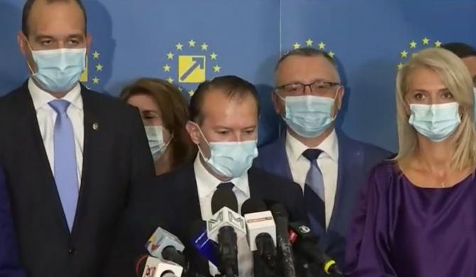 Dan Vîlceanu, validat pentru Ministerul Finanțelor