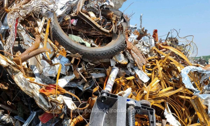Deșeuri barje