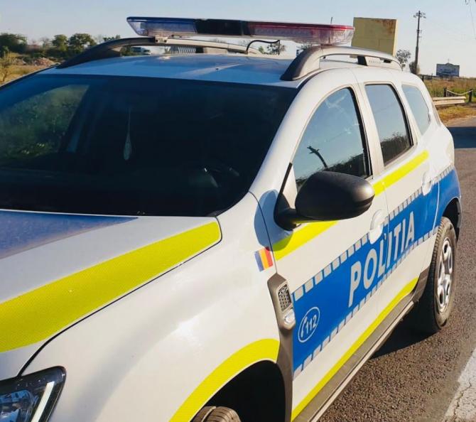 Focuri de armă în Capitală. Un şofer a refuzat să oprească la semnalul poliţiştilor
