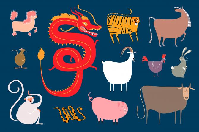 """Horoscop Chinezesc 2-8 august. Perioadă extrem de stresantă pentru Tigrii și Maimuțe: """"Dezechilibru, conflict și probabilitatea de a se răni"""""""
