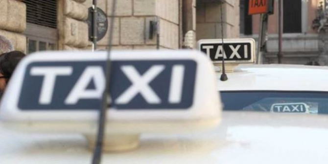 Italia. Un român s-a plimbat cu taxiul două ore, apoi i-a spus șoferului că nu are bani