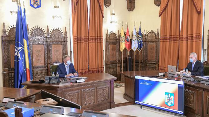 Klaus Iohannis convoacă ședință CSAT pentru a discuta situația din Afganistan