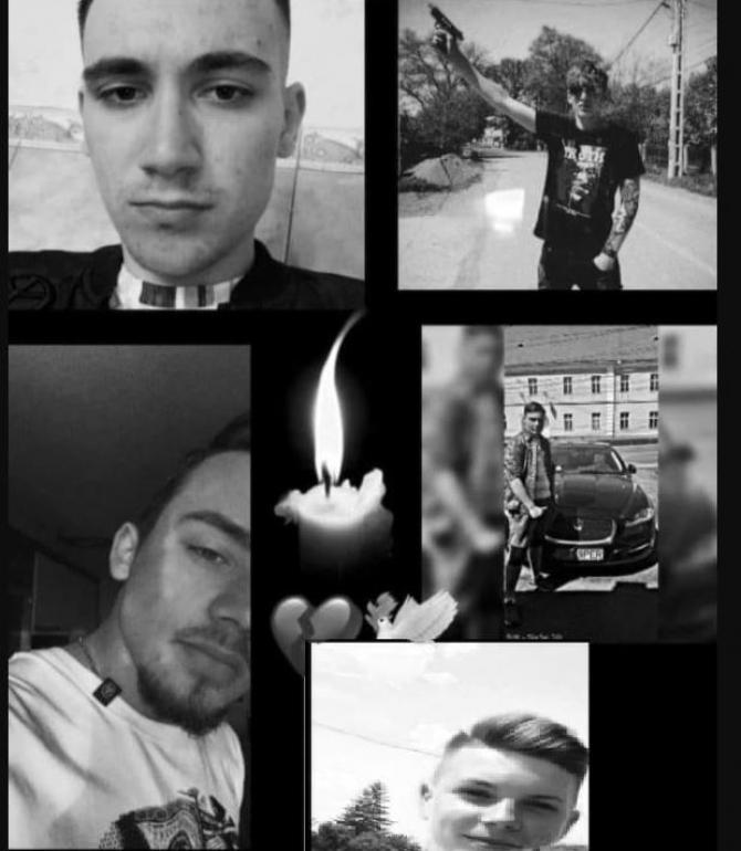 La Siret, la Onișcani, Au murit cinci băietani..  Poezie și mesaj de adio pentru cei cinci tineri, înecați