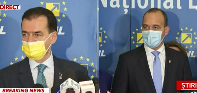 """Orban, după nominalizarea lui Vîlceanu """"Votul împotrivă îmi aparține"""""""