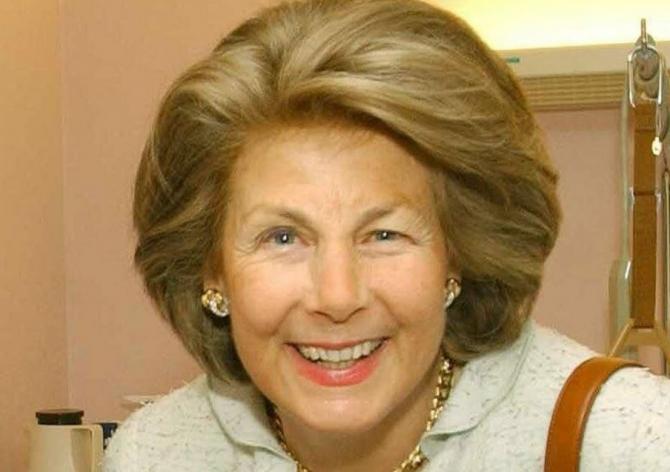 Prinţesa Maria de Liechtenstein a murit la 81 de ani