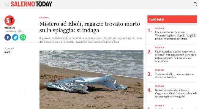 roman-gasit-mort-plaja-eboli