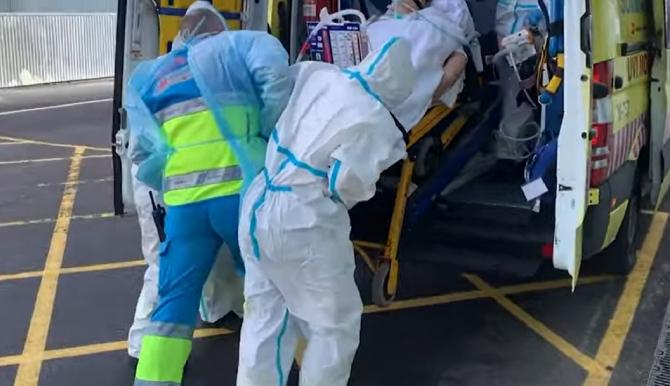 Spania. Muncitor ROMÂN, MORT după ce a CĂZUT de la o înălțime de ZECE METRI