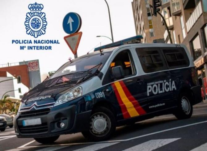 Spania. Un român a câștigat 13.000 de euro, după ce a înșelat mai multe persoane în Tenerife