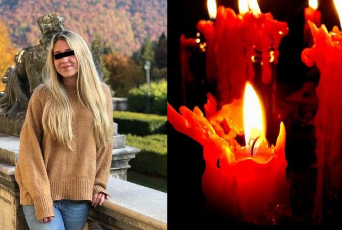 Tânăra moartă în accidentul pe autostrada A1 abia absolvise liceul  Nu te voi uita niciodată, Daria! Drum lin către îngeri.