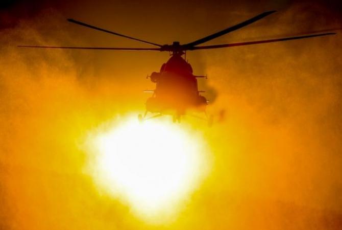 Un elicopter cu 16 persoane la bord s-a prăbuşit în Kamceatka. Opt pasageri au decedat