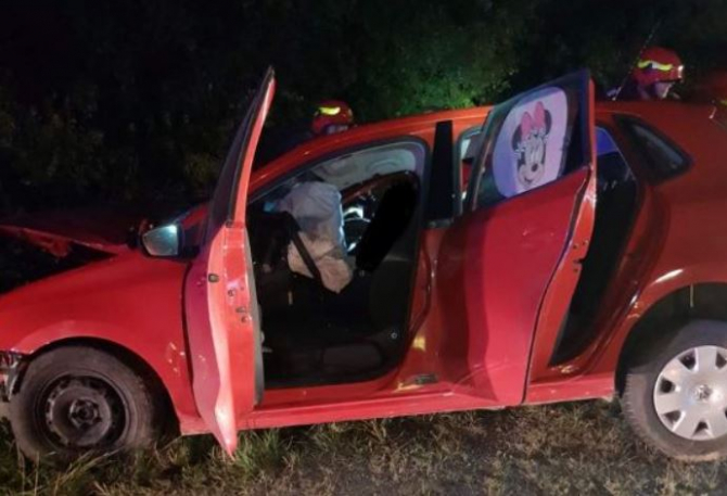 Un tânăr a decedat pe loc, iar o fetiţă de 4 ani, rănită grav, într-un accident rutier, în Sălaj Sursa  - sportulsalajean.ro